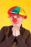 Clown Stock Image