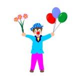 The clown Royalty Free Stock Photos