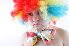 Clown Royalty Free Stock Photos