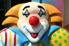 Clown lizenzfreie stockfotos