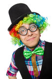 Clown Photo libre de droits