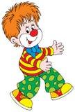 Clown. Vector clip-art / children's book illustration for your design Royalty Free Stock Photos
