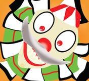 Clown Photos libres de droits