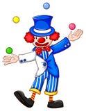 Clown vector illustratie