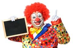 Clown stock foto's