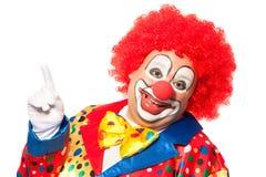 Clown stockbilder