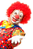 Clown Stockfoto