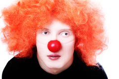 Clown Royalty-vrije Stock Foto's