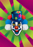 Clown Lizenzfreies Stockbild