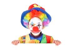 Clown royalty-vrije stock foto's