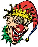 Clown. Royalty Free Stock Image