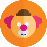 Clown Lizenzfreies Stockbild