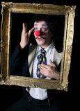 Clown image libre de droits
