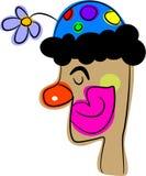 The clown Royalty Free Stock Photo