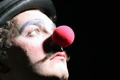 Clown Photographie stock