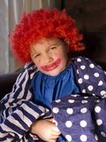 Clown Photographie stock libre de droits