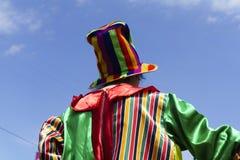 Clown royalty-vrije stock foto