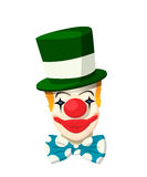 Clown avatar Stock Photo