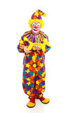 Clown With Balloon Animal FB Royalty Free Stock Photo
