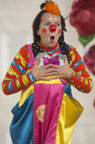Clown Bantik, A.Epatova Royalty Free Stock Image