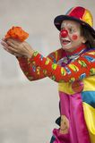 Clown Bantik, A.Epatova Royalty Free Stock Photography