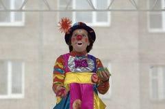 Clown Bantik, A.Epatova Royalty Free Stock Photos