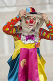 Clown Bantik, A.Epatova Stock Photos