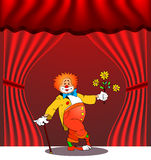 Clown 01 Royalty Free Stock Image