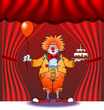 Clown 02 Royalty Free Stock Images