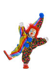 Clown with costume Stock Photos
