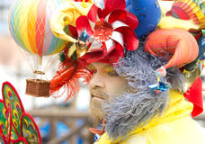 Clown costume Stock Photos