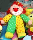 Clown de Ragdoll Images stock