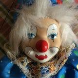 Clown Doll Lizenzfreies Stockfoto