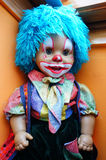 Clown doll Stock Photo