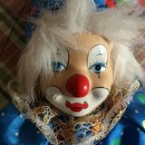 Clown doll Royalty Free Stock Photo