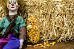 Clown Doll Stock Photo