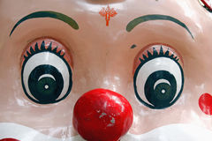 Clown Face Image libre de droits
