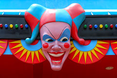 Clown face Royalty Free Stock Image