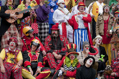 Clown festival 2010 Royalty Free Stock Photo