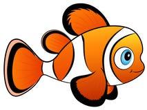Clown Fish Vector Illustration de bébé Image libre de droits