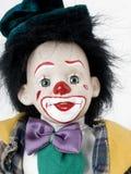 Clown-Gesicht Lizenzfreies Stockbild