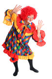 Clown, halloween Stock Photography