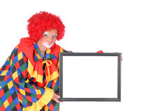 Clown, halloween Stock Photo