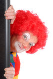 Clown, halloween Royalty Free Stock Image