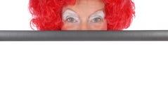Clown, halloween Stock Images