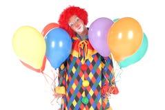 Clown, halloween Stock Photo