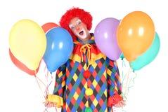 Clown, Halloween Stockfoto