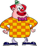 Clown Happy Stock Images