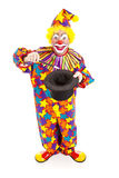 Clown Magician - Full Body Stock Photo
