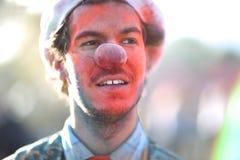A clown Stock Photos